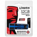 Pendrive Kingston USB 3.0 DTR30 32 Gb.